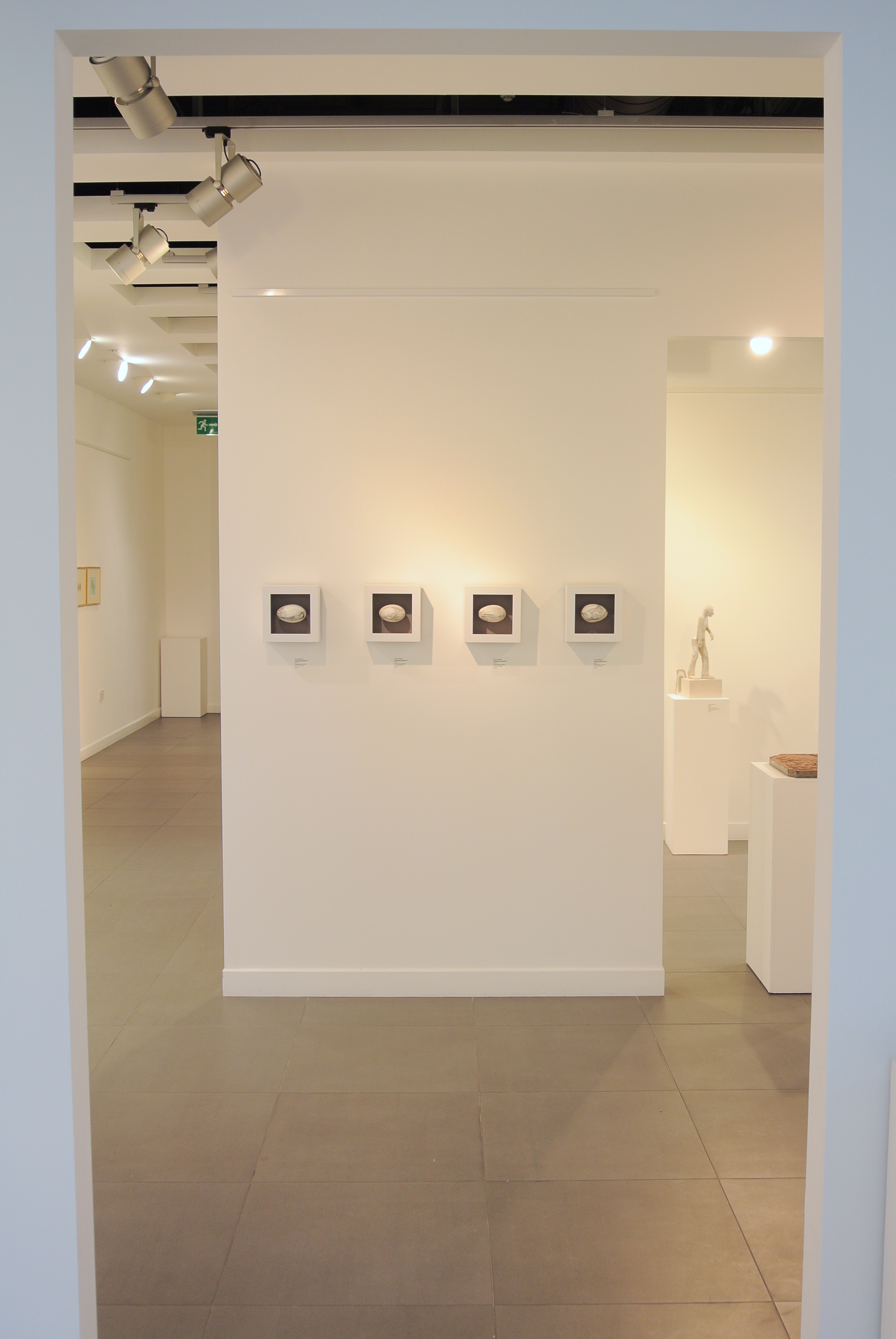 Breaking Beautiful series, by Amy Nettleton, image of her series in the Shape Gallery