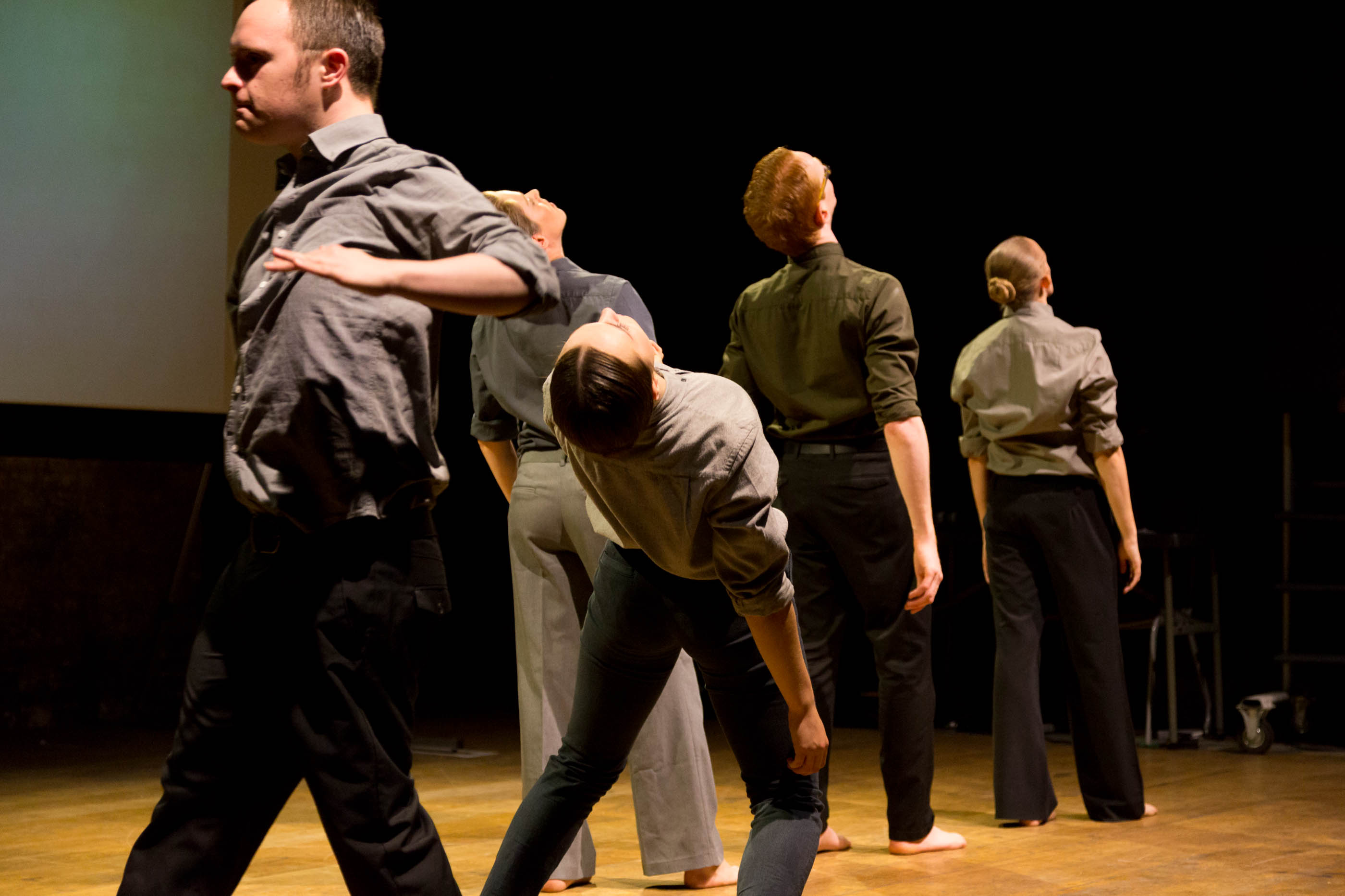 Stopgap dance company performance