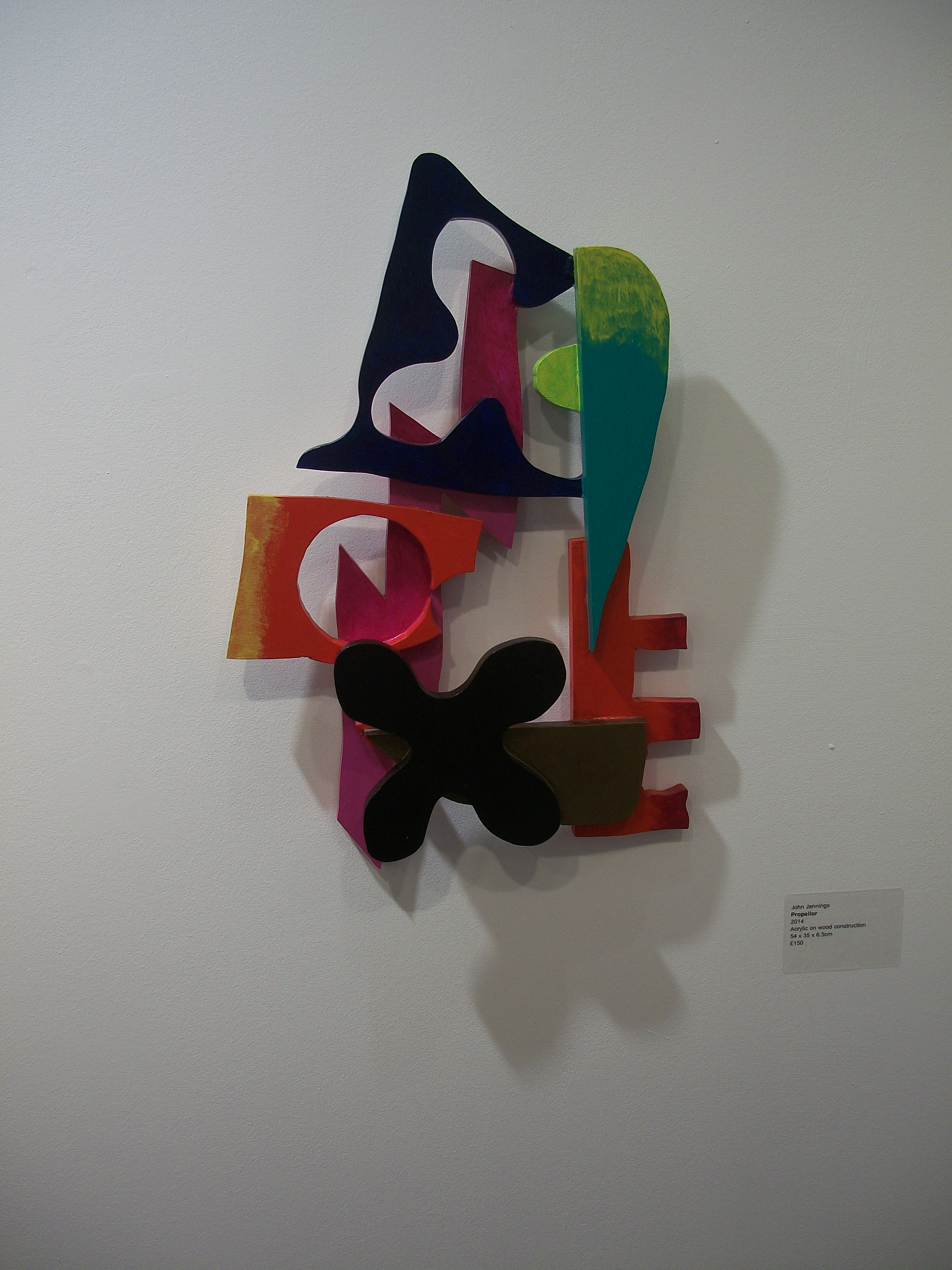 John Jennings 'Propellor'
