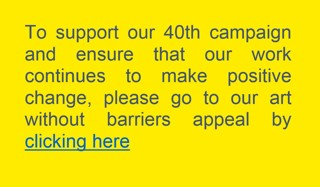 Click here to go to our art without barriers appeal