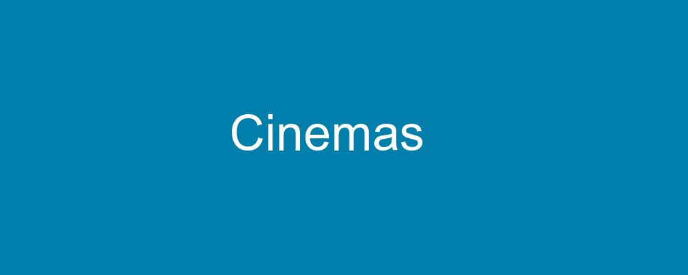 accessible cinemas