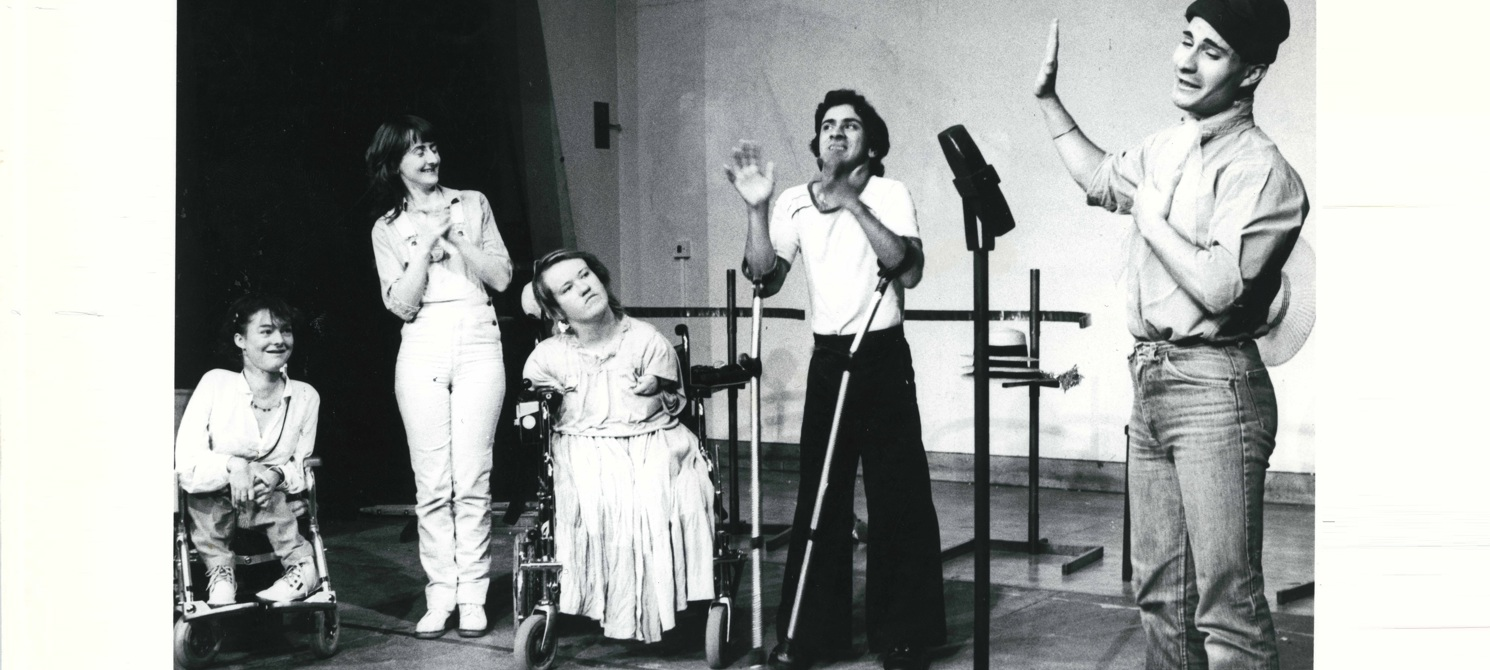 The National Disability Arts Collection and Archive