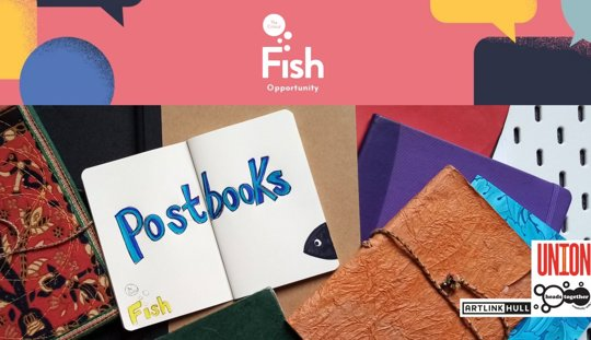 Postbooks: a creative antidote to isolation